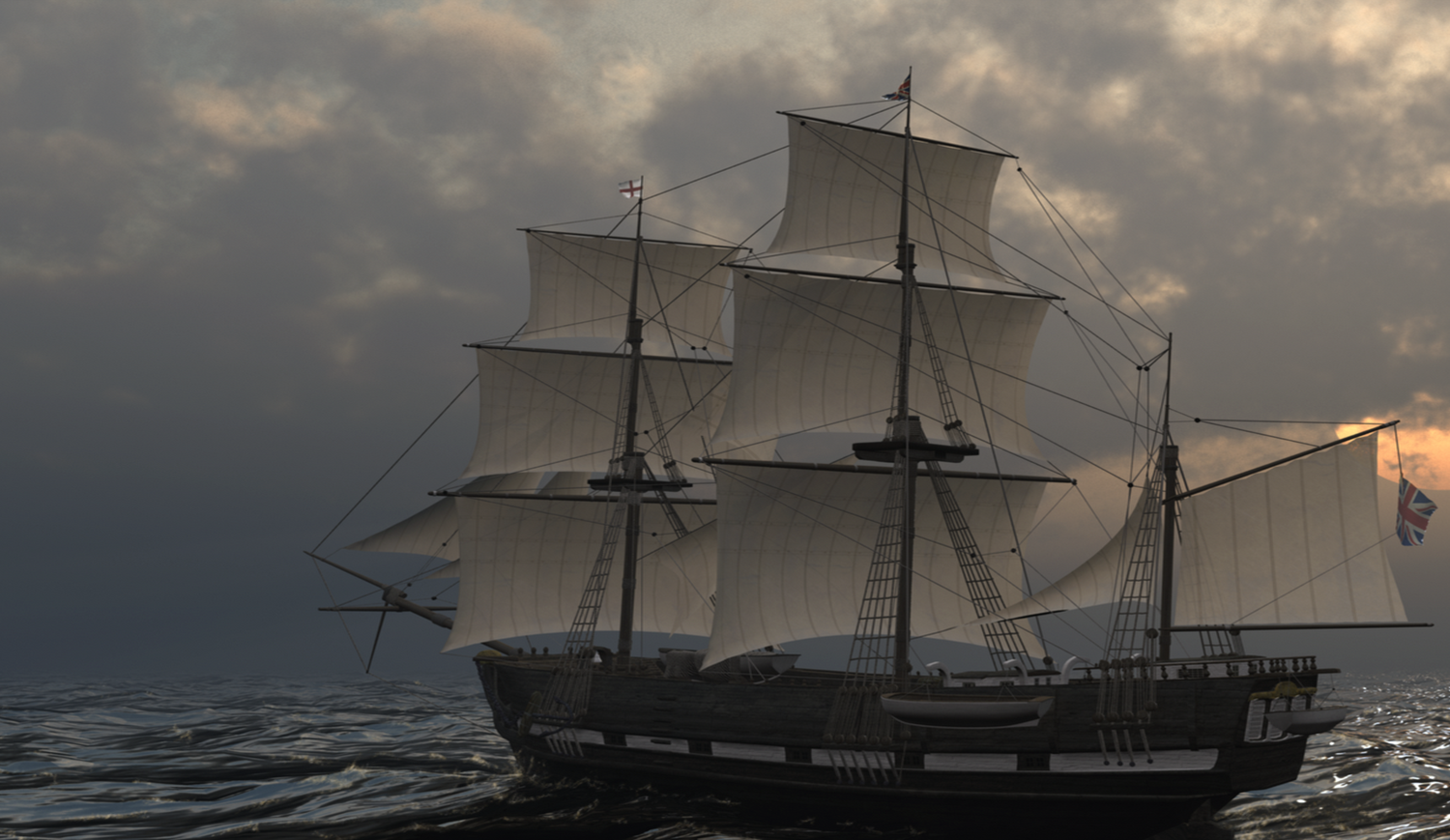 Discover 2020: 200 Years of HMS Beagle